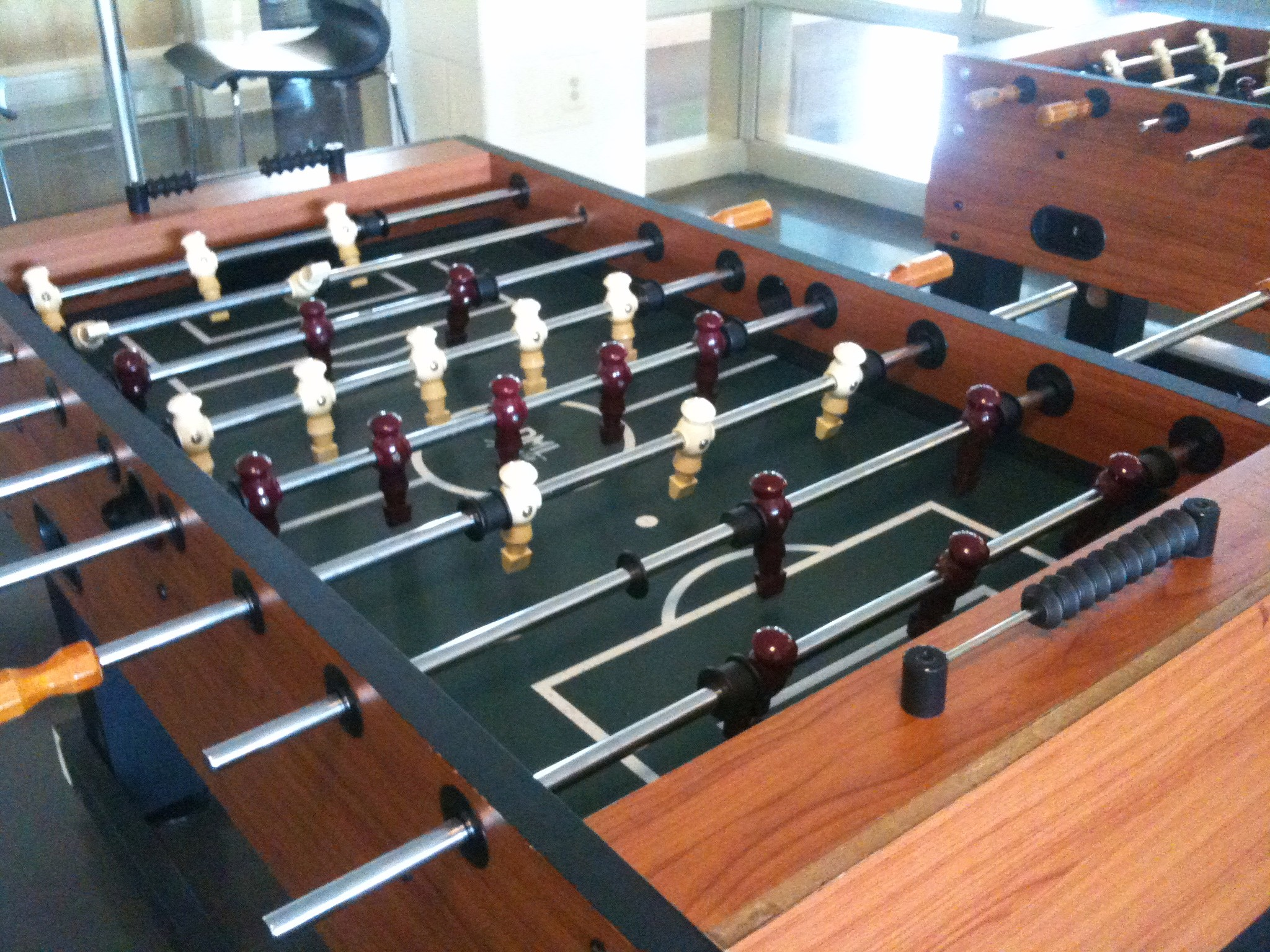 The Game Room Facility Offers A Pool Table, Ping Pong Table, Foosball ...
